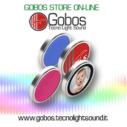 Nuovo Gobos Store on-line